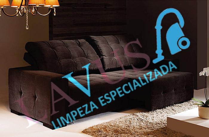 conservar sofá e colchão limpo